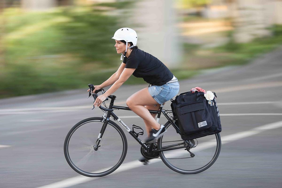 Two Wheel Gear Ambassador - Andrea French