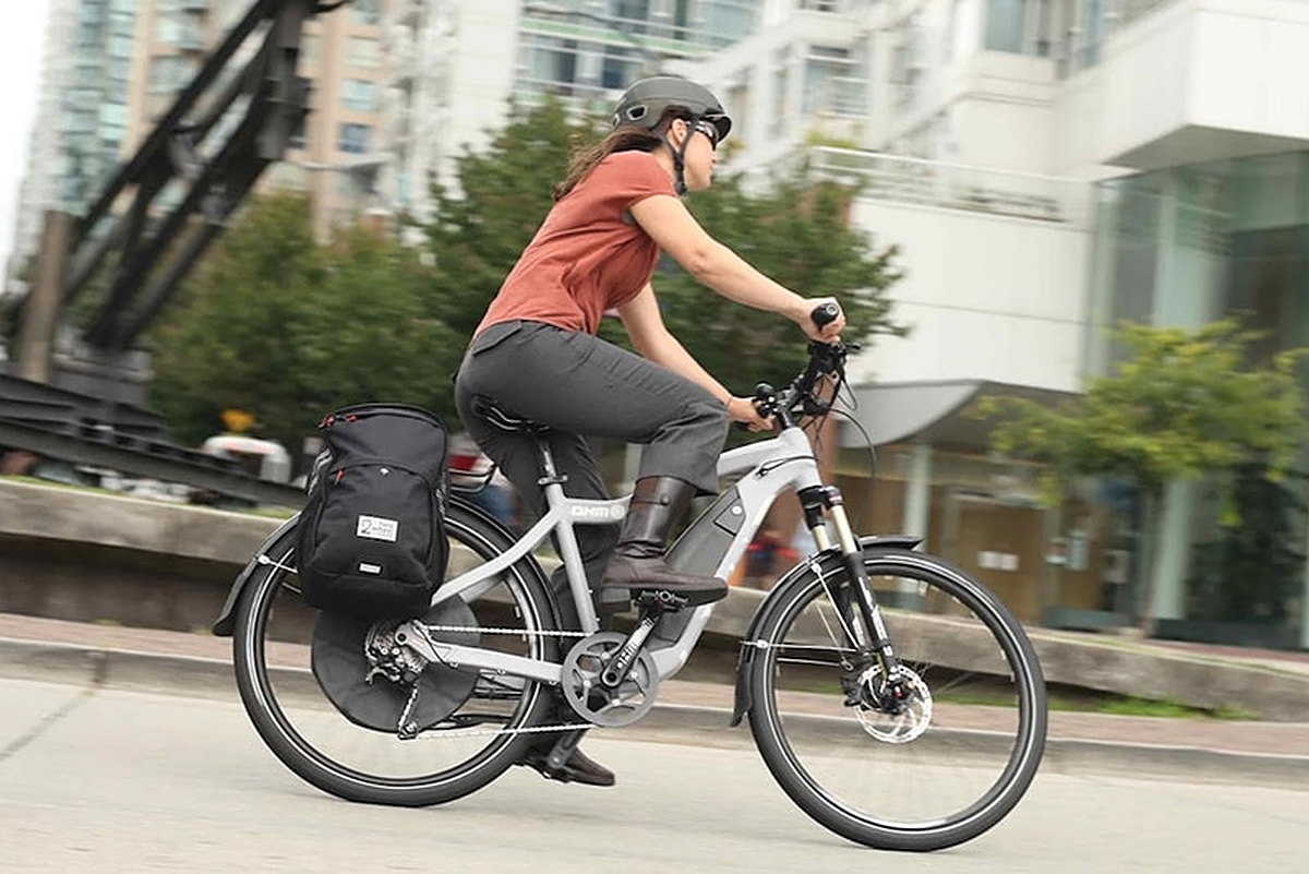 Bike to Work - Electric Bike