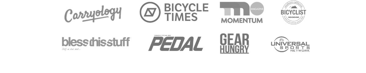 Two Wheel Gear - As Featured In