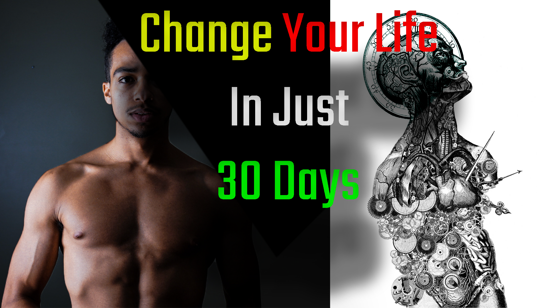 Tyler's Wellness Change Your Life in 30 days Challenge - Blogpost