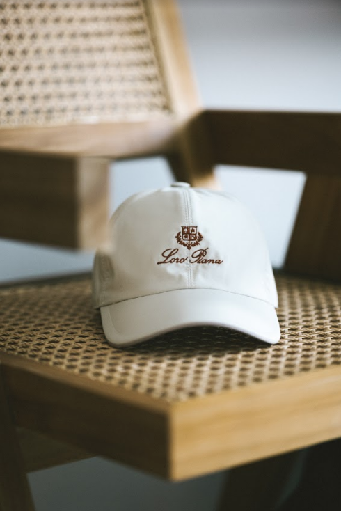 Loro Piana Baseball Hat