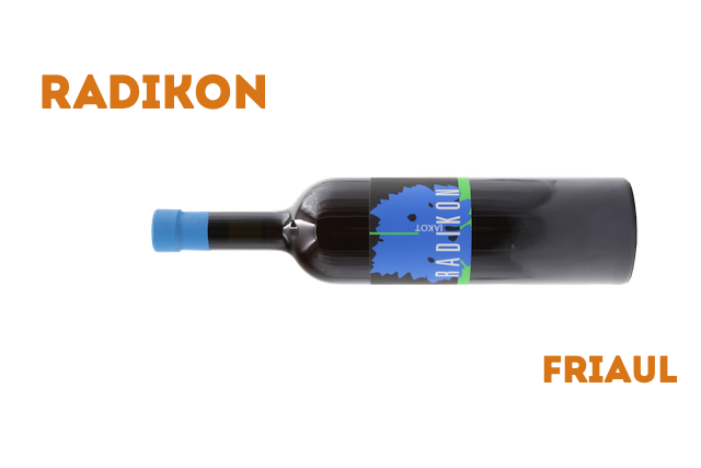 Radikon - orange Weine aus dem Friaul