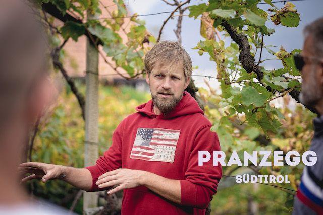 Pranzegg - Weingut in Südtirol