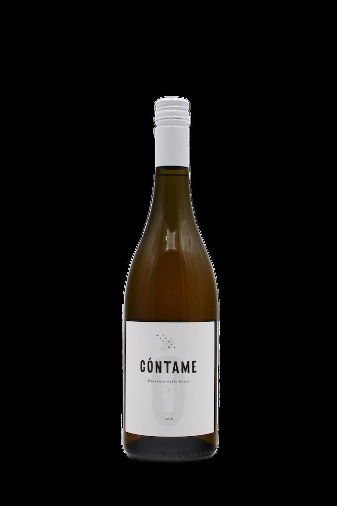 Còntame - oranger Wein von Nevio Scala aus dem Veneto