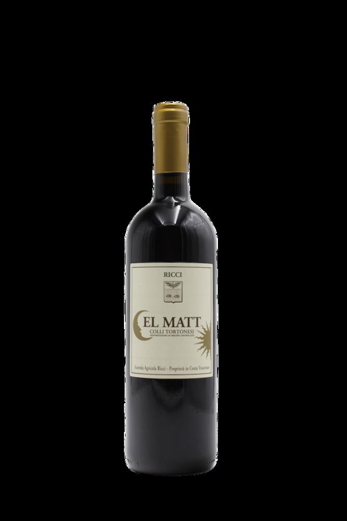 Daniele Ricci: El Matt