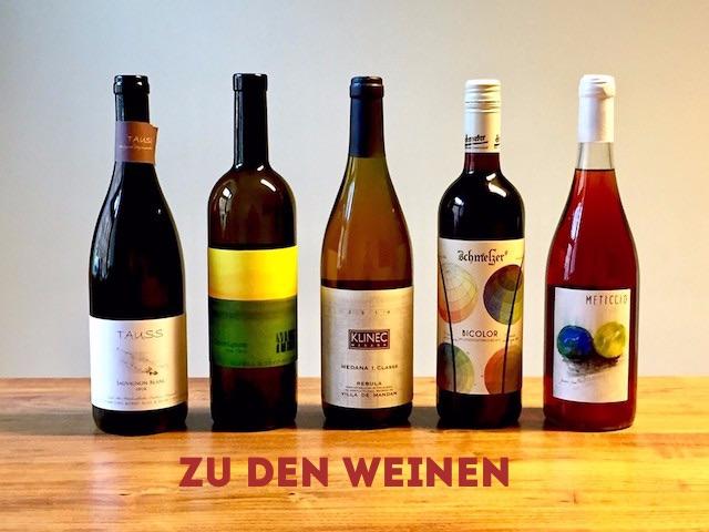 Österreichische Weine