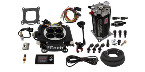 FiTech Fuel Injection Systems UK - carburettor replacement