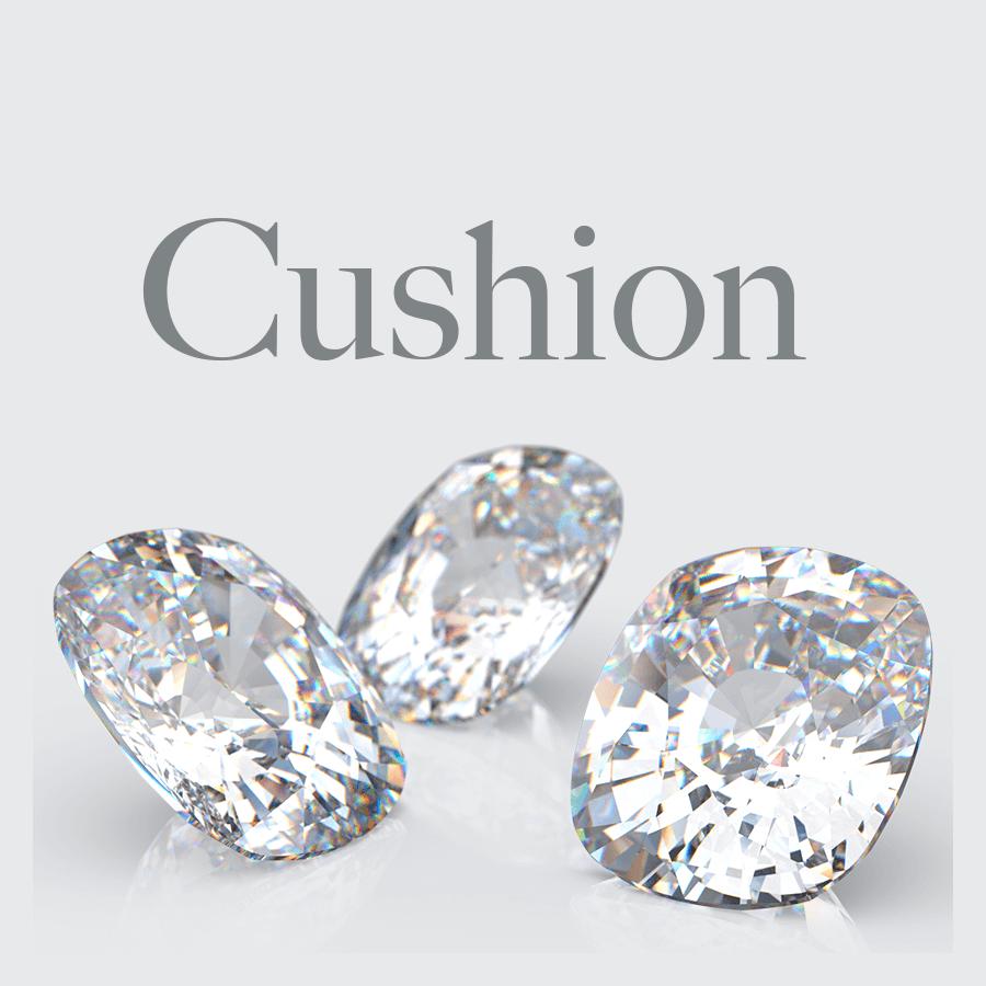 Lab Grown Cushion Cut Diamonds from Australian Diamond Network