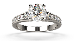 Allow Australian Diamond Network to craft the engagement ring you've always dreamed of