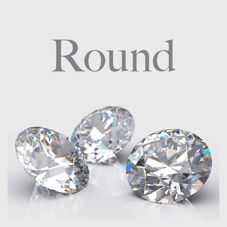 Lab Grown Round Brilliant Cut Diamonds from Australian Diamond Network