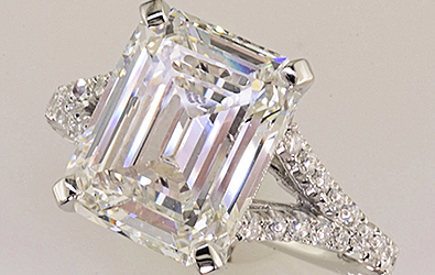 Create your own unique diamond engagement ring with Australian Diamond Network