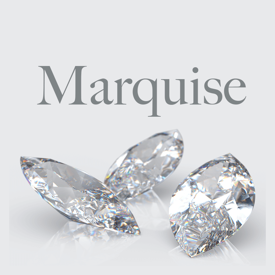 Lab Grown Marquise Cut Diamonds - Australian Diamond Network