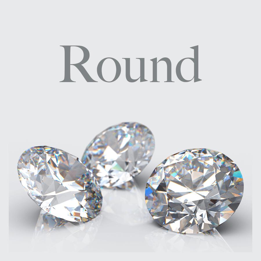 Lab Grown Round Brilliant Cut Diamonds - Australian Diamond Network