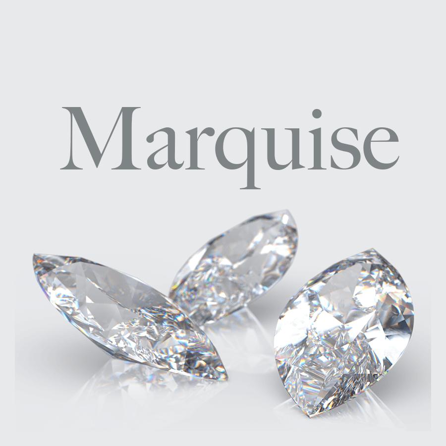 Lab Grown Marquise Shape Diamonds from Australian Diamond Network