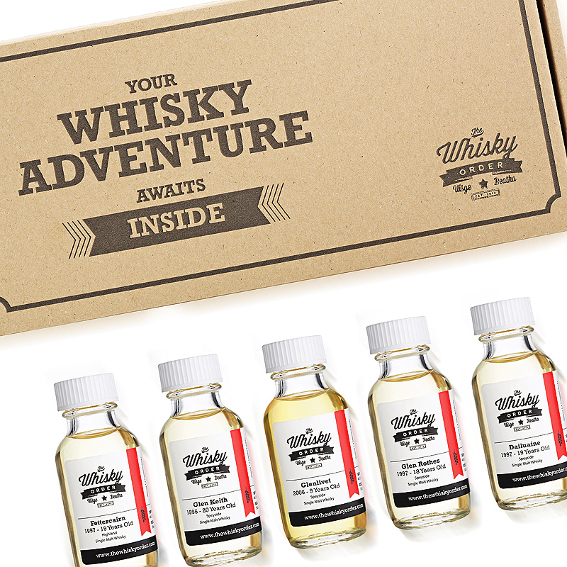 Monthly Whisky Adventure