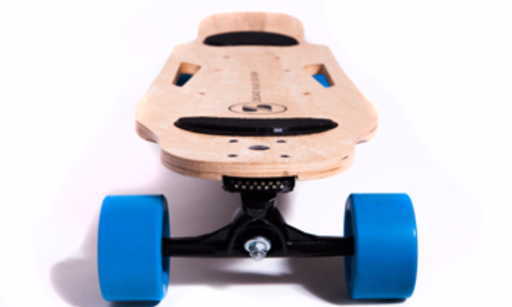 ZBoard 2 Blue Motorized Skateboard