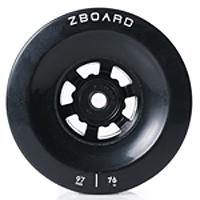 black electric skateboard wheels